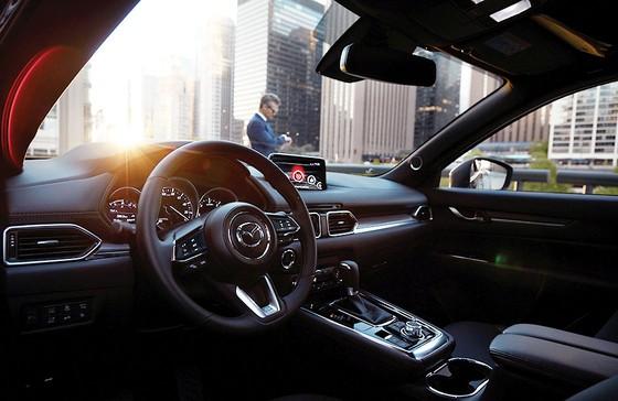 MAZDA CX - 8 Deluxe: Lựa chọn SUV 7 chỗ dưới 1,1 tỷ đồng ảnh 1