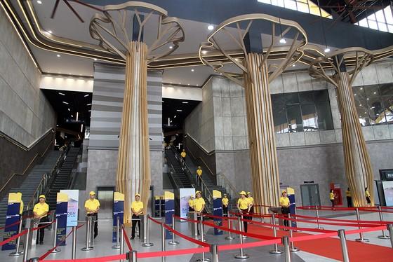 Những góc chụp đẹp mê mẩn ở Nhà ga cáp treo lớn nhất thế giới tại Tây Ninh ảnh 3