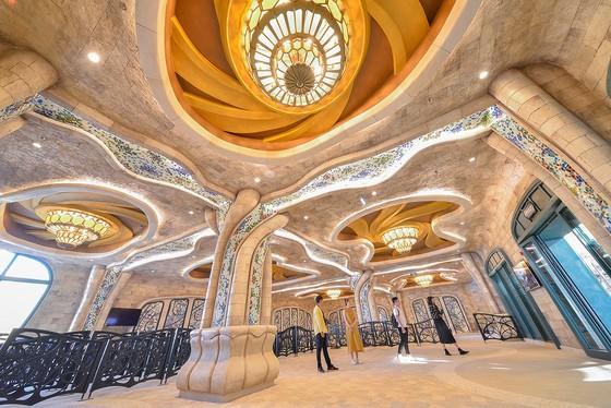 Những góc chụp đẹp mê mẩn ở Nhà ga cáp treo lớn nhất thế giới tại Tây Ninh ảnh 5