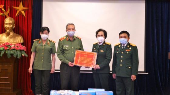 Hiệp hội Doanh nhân Cựu chiến binh Việt Nam đồng hành cùng cả nước chống dịch Covid-19 ảnh 2