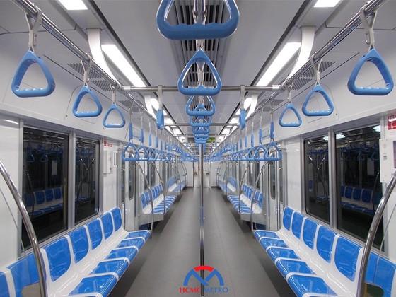 Sớm đưa đoàn tàu đầu tiên của tuyến Metro số 1 (Bến Thành - Suối Tiên) về Việt Nam ảnh 2