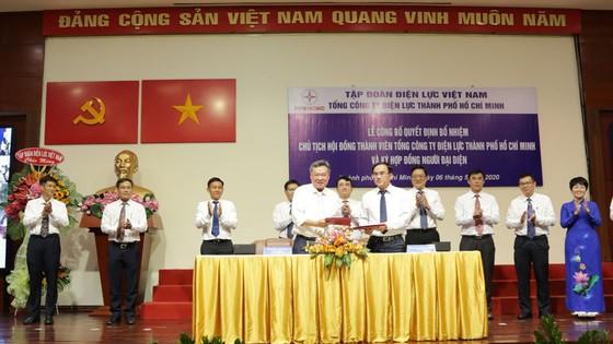 Bổ nhiệm đồng chí Phạm Quốc Bảo giữ chức vụ Chủ tịch Hội đồng thành viên EVNHCMC ảnh 1