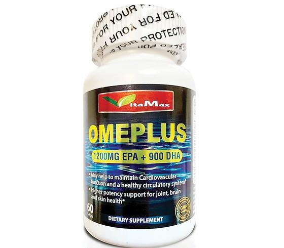 EPA và DHA tốt cho sức khỏe, tim mạch, hệ thần kinh, mắt, cơ xương khớp và chống lão hóa ảnh 1