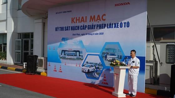 Honda Việt Nam tổ chức thi sát hạch và cấp giấy phép bằng lái xe ô tô ảnh 1
