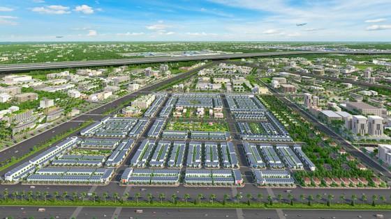 Century City - tiềm năng từ vị trí trung tâm thành phố sân bay ảnh 1
