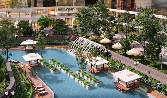 Thế giới chuộng tiêu dùng 'xanh', Việt Nam bứt phá với chuỗi BĐS sinh thái thông minh mang thương hiệu Sunshine Homes ảnh 3