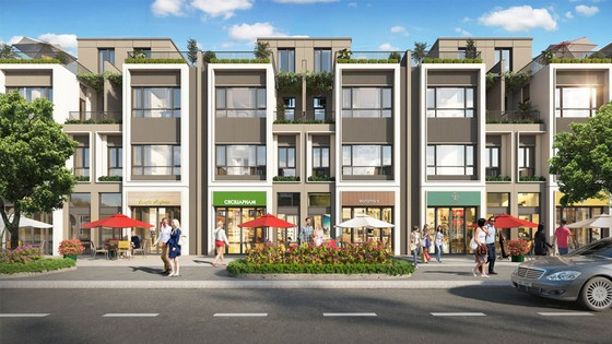 Đầu tư sinh lời lớn với shophouse và nhà phố thương mại tại Gem Sky World  ảnh 2