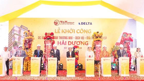 T&T Group khởi công xây dựng Trung tâm thương mại tại trung tâm thành phố Hải Dương ảnh 1