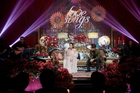 Hồ Ngọc Hà khép lại chuỗi đêm nhạc cảm xúc của Love Songs  ảnh 1