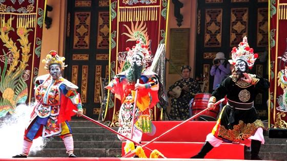 Văn hóa - giải trí tại TPHCM: Sẵn sàng trở lại sau dịch ảnh 1