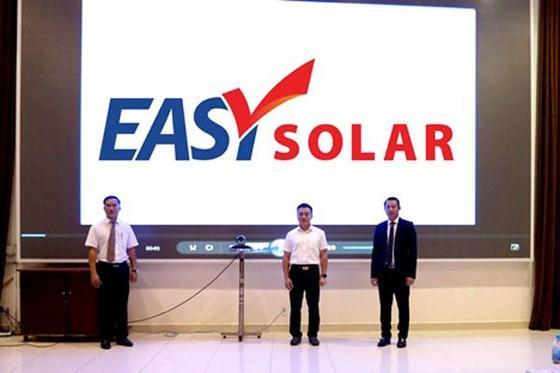 Ra mắt Easy Solar – EVNFinance đặt trọng tâm phát triển năng lượng xanh ảnh 1