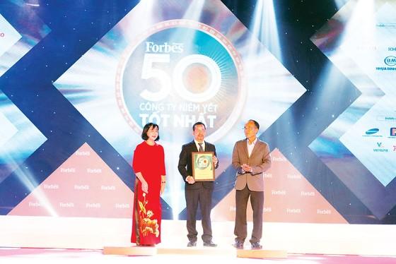 Masan Group lần thứ 8 liên tiếp được vinh danh Top 50 công ty niêm yết tốt nhất Việt Nam ảnh 1