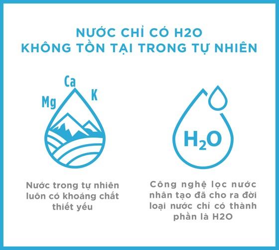 Tại sao cần phân biệt nước khoáng thiên nhiên và nước tinh khiết? ảnh 1