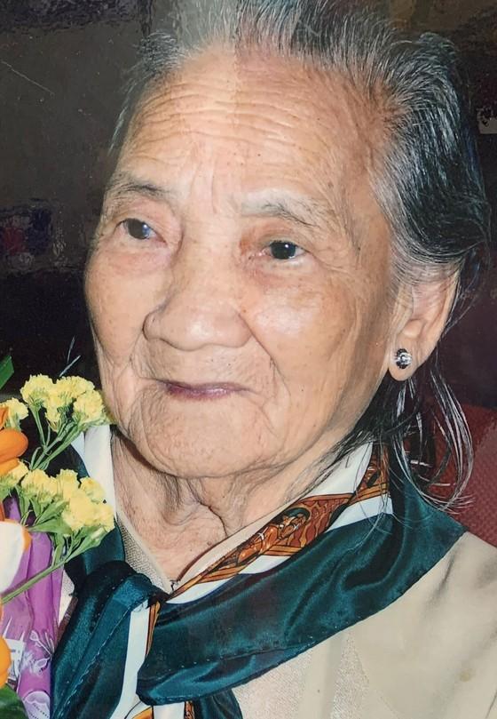 Mẹ Việt Nam anh hùng PHAN THỊ TIỂM từ trần ảnh 1