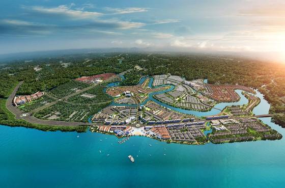 Tiềm năng giá hấp dẫn của đô thị sinh thái thông minh Aqua City ảnh 1