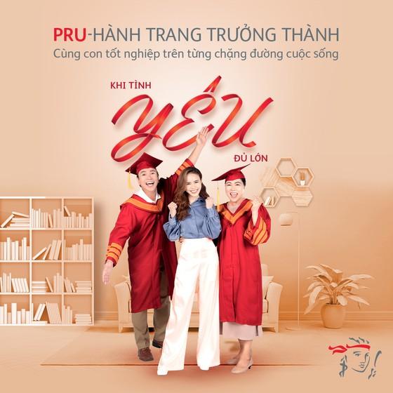 Prudential ra mắt sản phẩm giáo dục 'PRU- Hành Trang Trưởng Thành' ảnh 1