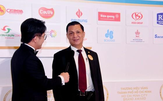 Rex Hotel Saigon được bình chọn nhận Giải thưởng Thương Hiệu Vàng TPHCM năm 2020 ảnh 5