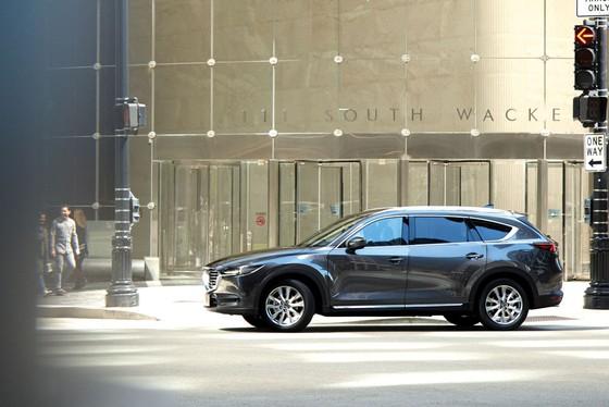 Bộ đôi SUV Mazda CX-5 và Mazda CX-8 về đích ấn tượng ảnh 2