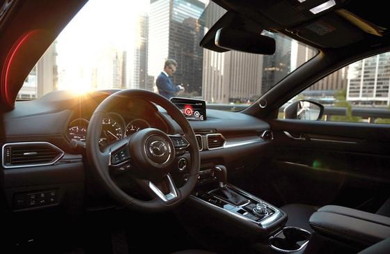 Bộ đôi SUV Mazda CX-5 và Mazda CX-8 về đích ấn tượng ảnh 1