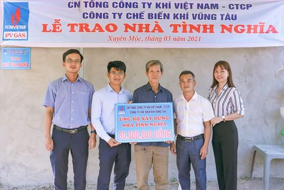 KVT trao tặng Nhà tình nghĩa tại huyện Xuyên Mộc, tỉnh BR-VT ảnh 1
