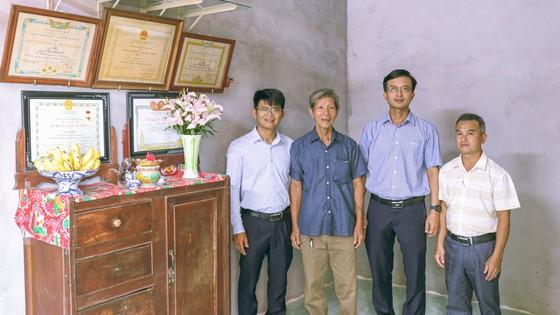 KVT trao tặng Nhà tình nghĩa tại huyện Xuyên Mộc, tỉnh BR-VT ảnh 2