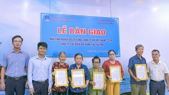 KVT trao tặng Nhà tình nghĩa tại huyện Xuyên Mộc, tỉnh BR-VT ảnh 3