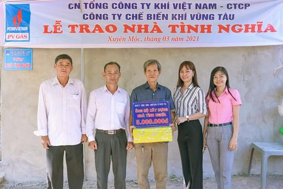 KVT trao tặng Nhà tình nghĩa tại huyện Xuyên Mộc, tỉnh BR-VT ảnh 4