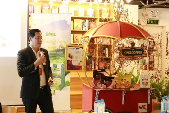 TNI King Coffee tiến vào thị trường trà hòa tan với thương hiệu Teavory ảnh 1