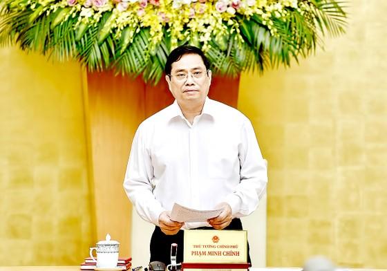 Thủ tướng Phạm Minh Chính: Suy nghĩ chín, quyết tâm cao, hành động quyết liệt ảnh 1