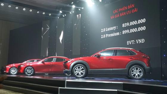 Thêm lựa chọn cho người tiêu dùng khi Thaco đưa ra thị trường dòng Mazda CX-30 và CX-3  ảnh 2