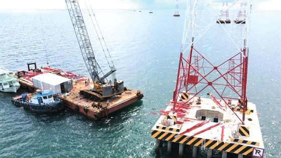 Tổng công ty Điện lực miền Nam (EVNSPC): Dốc sức hoàn thành đường dây 220kV Kiên Bình - Phú Quốc ảnh 2
