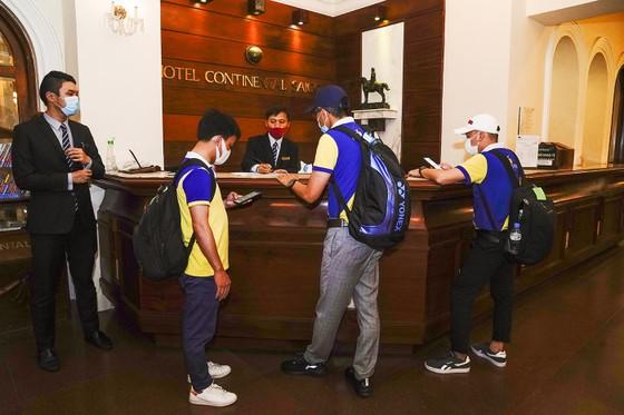 Saigontourist Group hỗ trợ phục vụ 1.050 nhân viên y tế tình nguyện từ miền Bắc vào tiếp sức TPHCM chống dịch Covid-19 ảnh 3