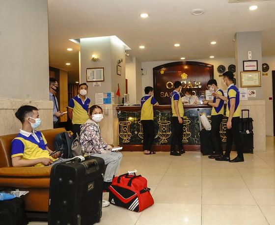 Saigontourist Group hỗ trợ phục vụ 1.050 nhân viên y tế tình nguyện từ miền Bắc vào tiếp sức TPHCM chống dịch Covid-19 ảnh 4