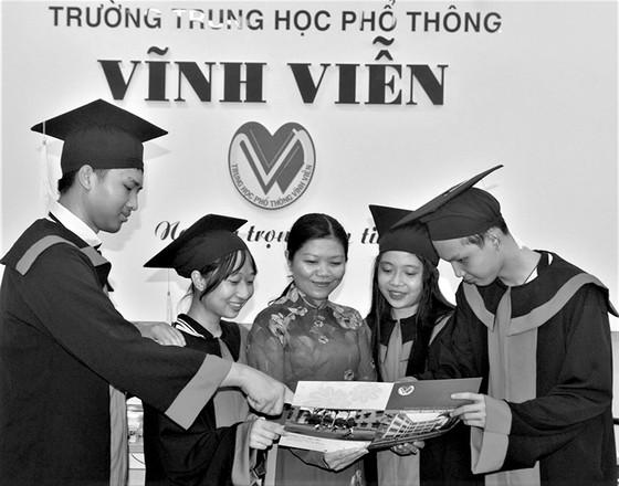 Trường THPT Vĩnh Viễn: Môi trường học tập lý tưởng của học sinh ảnh 2