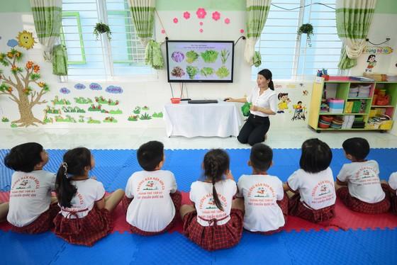 Dinh dưỡng học đường: Khởi đầu cần thiết để thay đổi tầm vóc học sinh ảnh 1
