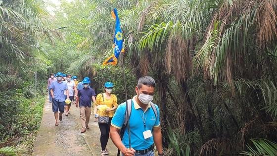 Saigontourist Group tiếp tục tài trợ, tổ chức 8 tour tri ân cho hàng ngàn y bác sĩ tại Cần Giờ, Củ Chi   ảnh 2