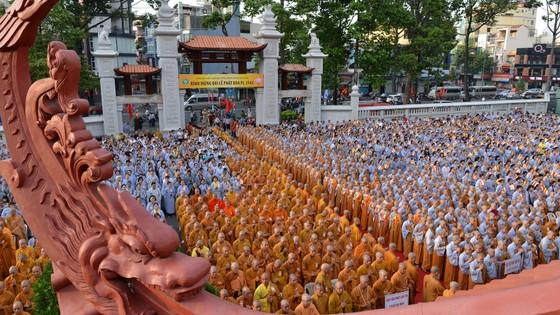 Phật giáo Việt Nam có nhiều đóng góp quan trọng vào sự phát triển của đất nước ảnh 1