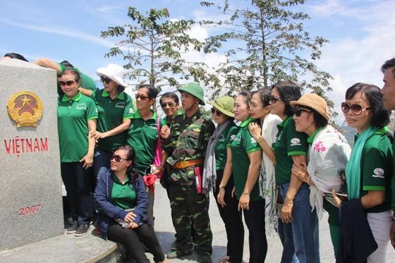 Nhiều hoạt động hướng về biên cương Tổ quốc tại huyện Ngọc Hồi, tỉnh Kon Tum  ảnh 2