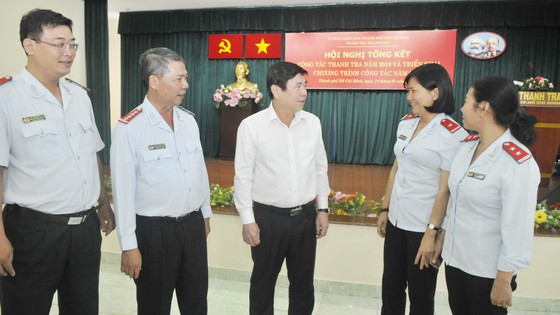 Chủ tịch UBND TPHCM Nguyễn Thành Phong: Tập trung nguồn lực giải quyết dứt điểm các vụ việc khiếu nại, tố cáo của công dân ảnh 1