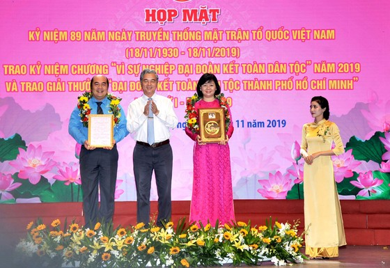 Đại đoàn kết toàn dân tộc là sức mạnh to lớn để nhân dân ta xây dựng và bảo vệ Tổ quốc Việt Nam XHCN ảnh 3