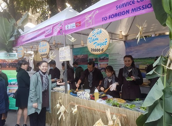 140 gian hàng tham gia Liên hoan ẩm thực quốc tế lần thứ 7  ảnh 3