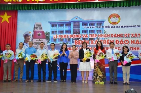 Hơn 11 tỷ đồng ủng hộ xây dựng bệnh xá trên đảo Nam Yết, huyện Trường Sa ảnh 2