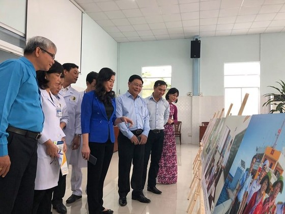 Hơn 11 tỷ đồng ủng hộ xây dựng bệnh xá trên đảo Nam Yết, huyện Trường Sa ảnh 3