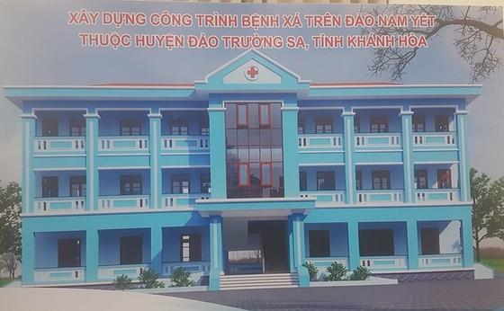 Trao tặng 30 tỷ đồng kinh phí xây dựng Bệnh xá trên đảo Nam Yết, Trường Sa ảnh 2