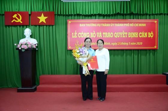 Đồng chí Nguyễn Thanh Xuân giữ chức vụ Bí thư Đảng đoàn Hội Nông dân TPHCM      ảnh 2