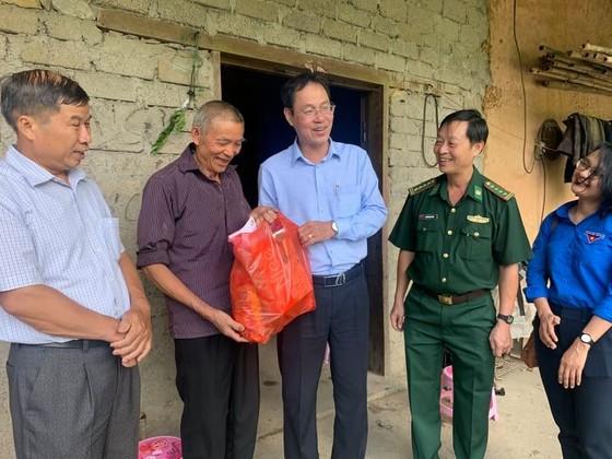 Hỗ trợ tỉnh Hà Giang 1,1 tỷ đồng khắc phục thiên tai và chăm lo người dân biên giới ảnh 1