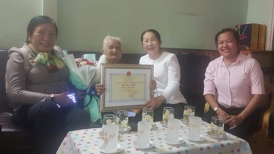 Lãnh đạo TPHCM chúc thọ các cụ cao niên tiêu biểu   ảnh 1