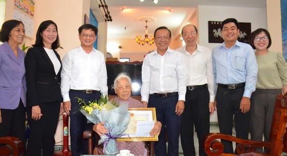 Lãnh đạo TPHCM chúc thọ các cụ cao niên tiêu biểu   ảnh 3