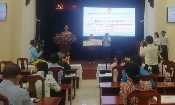 TPHCM Ra mắt biểu trưng 90 năm thành lập MTTQ Việt Nam  ảnh 2
