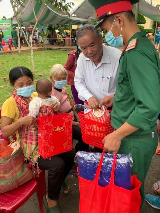 Nhiều hoạt động tuyên truyền về phân giới, cắm mốc trên địa bàn biên giới tỉnh Bình Phước       ảnh 1
